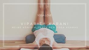 Viparita Karani - meine Königin unter den Yoga Asanas