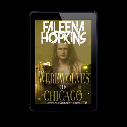 Werewolves of Chicago Book 1