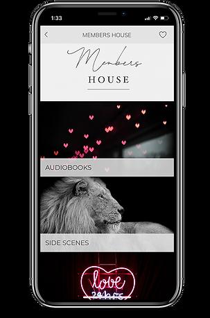faleena hopkins app for women. cocker brothers series.p