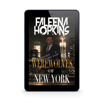 Werewolves of New York Book 4