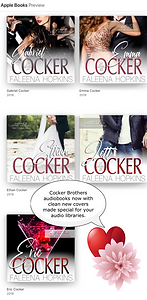 Author Faleena Hopkins Cocker Brothers B