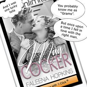 Author Faleena Hopkins Cocker Brothers B