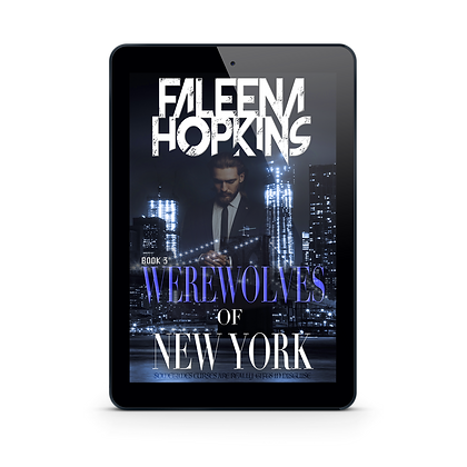 Werewolves of New York Book 3