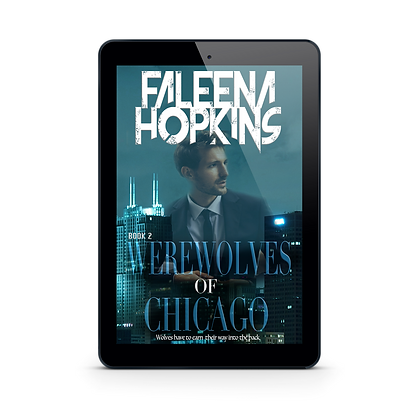 Werewolves of Chicago Book 2