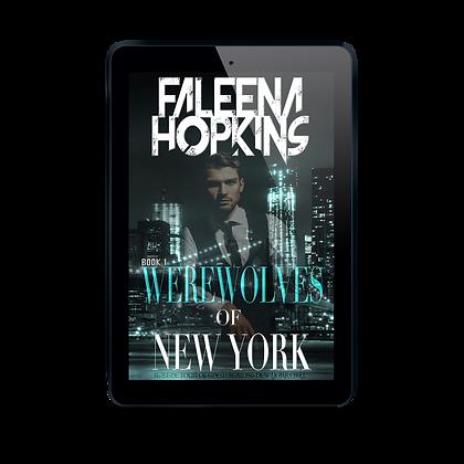 Werewolves of New York Book 1