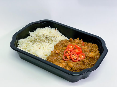 Box 8: Chili con carne