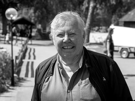 Bert Karlsson - Vår nya kund!