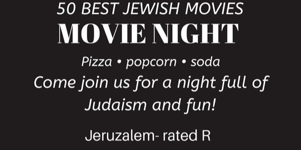 Kol Ami Youth Teen Movie Night