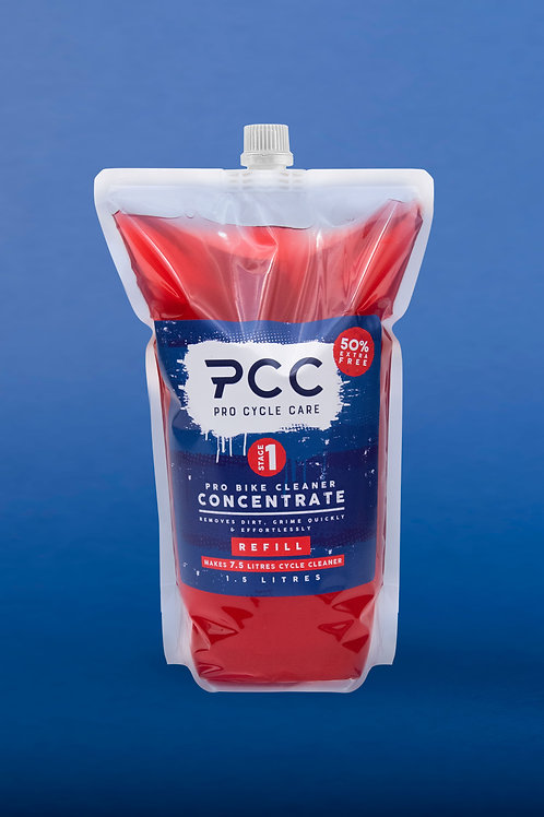 PRO Bike Cleaner Concentrate 1.5L 50% Extra FREE