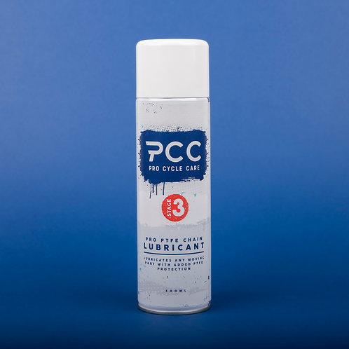 Pro PTFE Chain Lubricant Spray 500ml