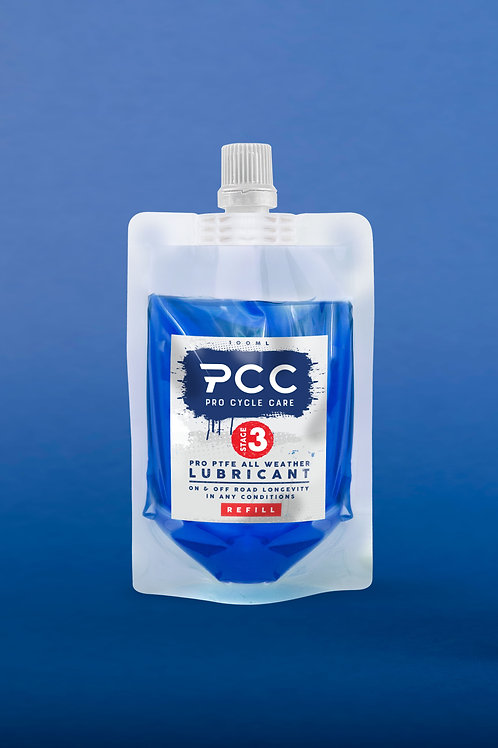 All Weather Lubricant with added PTFE 100ml Refill