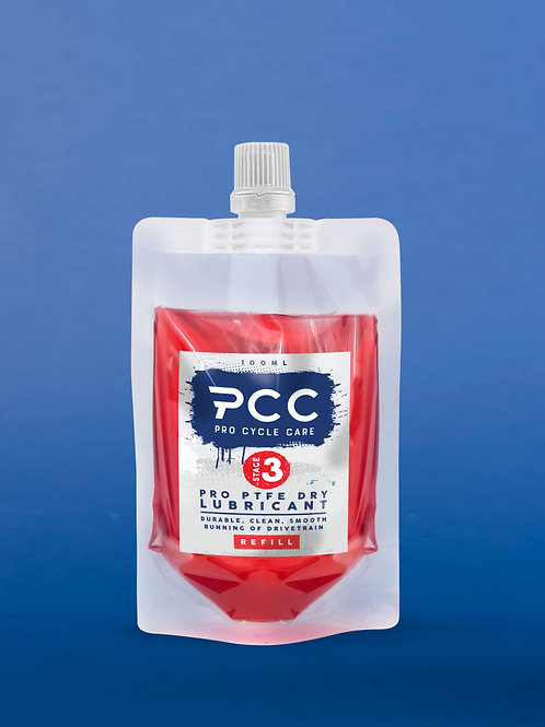 Pro Dry Lubricant with PTFE 100ml Refill