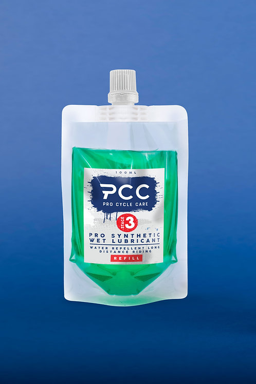 Pro Synthetic Wet Lubricant 100ml Refill