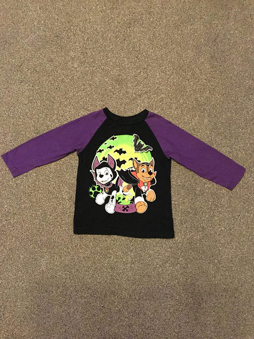 1-1 1/2 years Halloween Paw Patrol Top