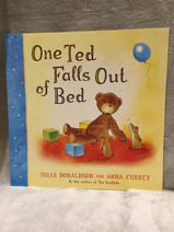 JULIA DONALDSON One Ted Falls Out Of Bed Book