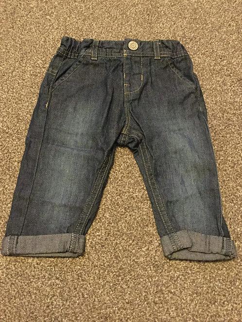 3 - 6 months M&S Blue Jean's