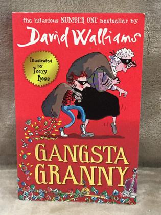 DAVID WALLIAMS GANGSTA GRANNY