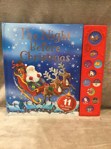 THE NIGHT BEFORE CHRISTMAS 11 FESTIVE SOUNDS