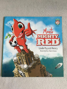 LFC MEET MIGHTY RED Book