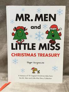 MR.MEN & LITTLE MISS XMAS TREASURY 10 TALES