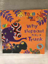 Why Elephant Has A Truck Book