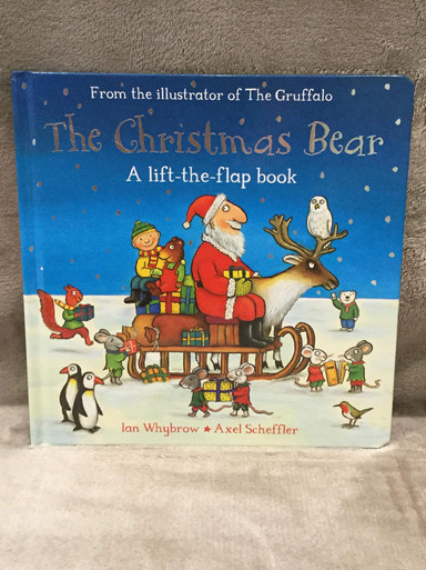 THE CHRISTMAS BEAR LIFT THE FLAP BOOK