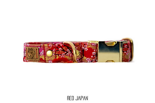 """Collier """"Red Japan"""""""