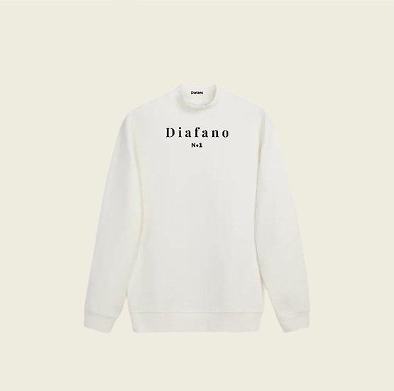 Crewneck «Diafano» crème