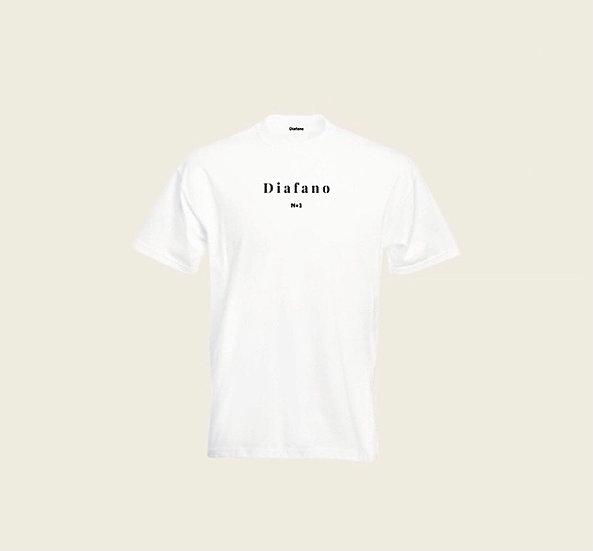 T-shirt «crewneck» blanc