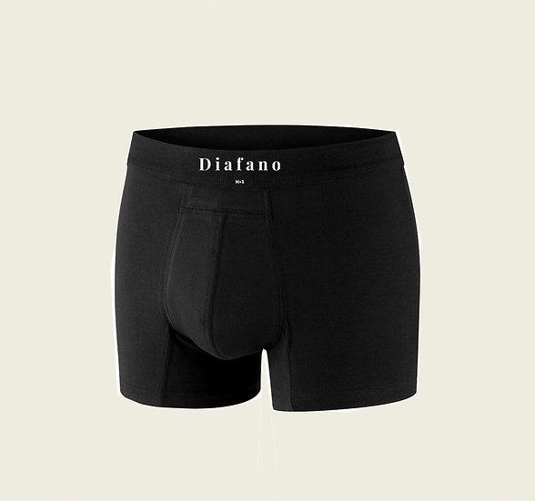 Boxer «Diafano» noir