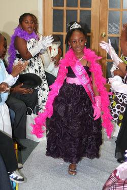 Diva Fashion Show- Birthday Party