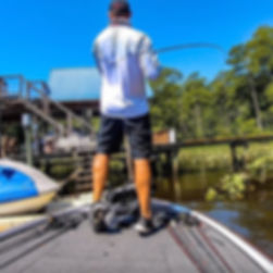 Flipping docks, locked drags and straigh
