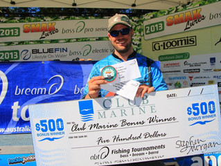 Tournament bassing - The grand plan