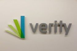 VERITY - nova logomarca