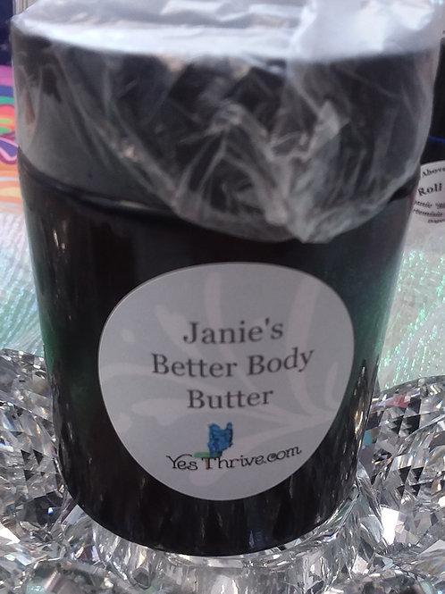 Better Body Butter