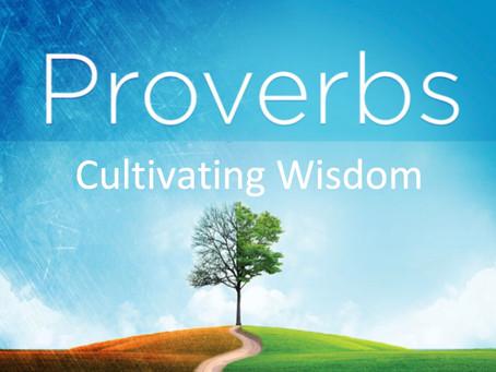 Who want's wisdom?