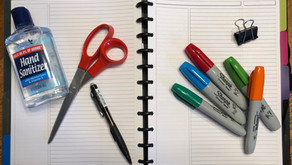 Return to School Plan:  Do you have all your school supplies?