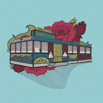 Brandon Callies Band Sunrise Diner Album