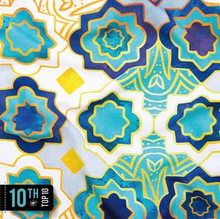 Marrakesh geometry inspiration