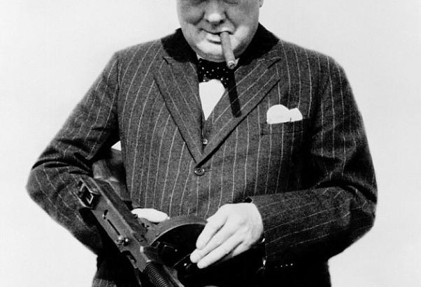 Did Winston Churchill really want to kill my Granda?