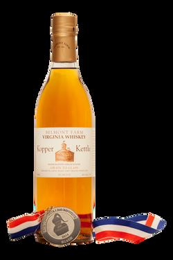 Kopper Kettle Virginia Whiskey
