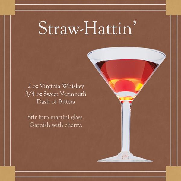 Straw-Hattin'