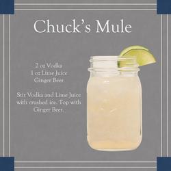 Chuck's Mule