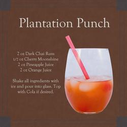 Plantation Punch