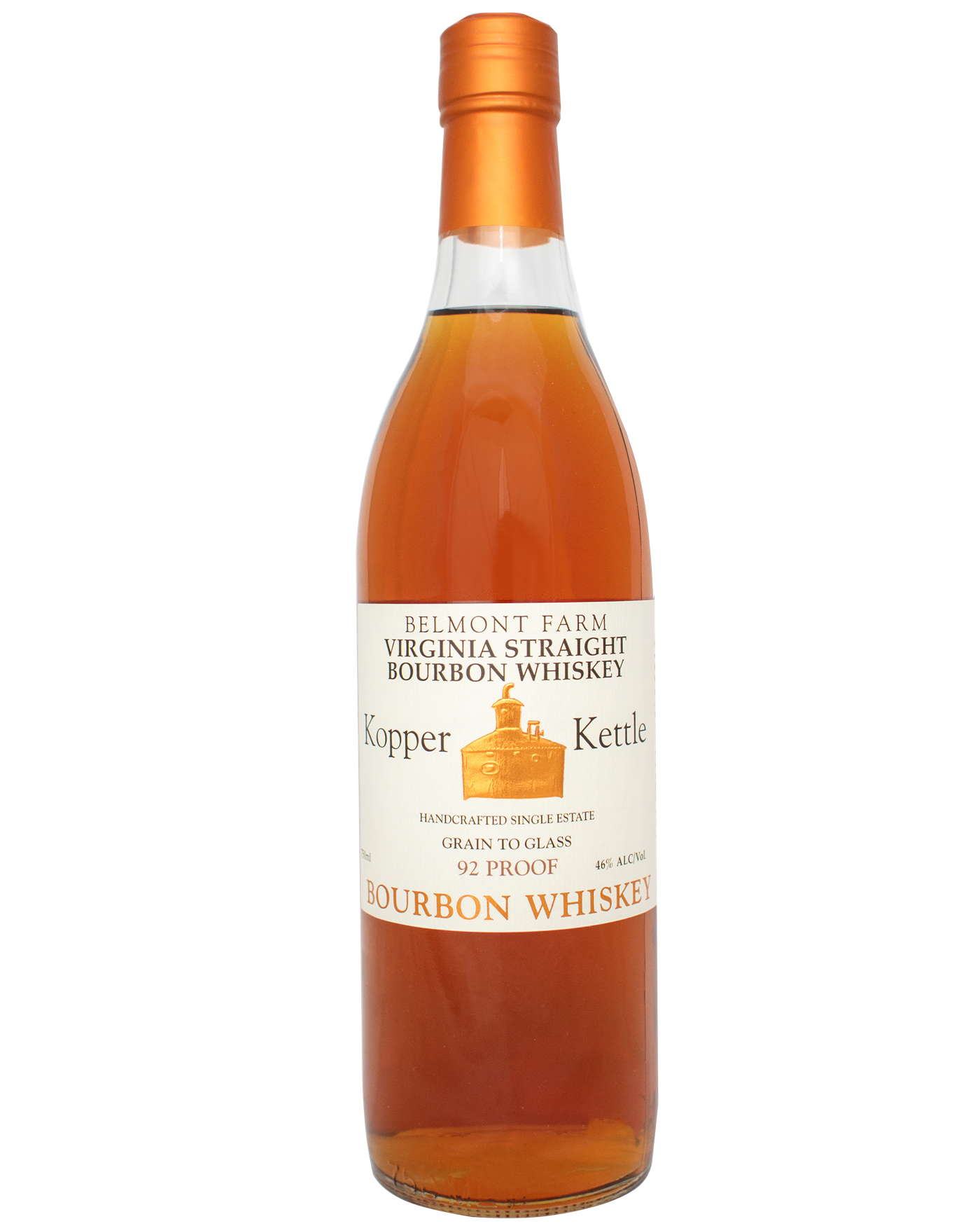 Virginia Straight Bourbon Whiskey