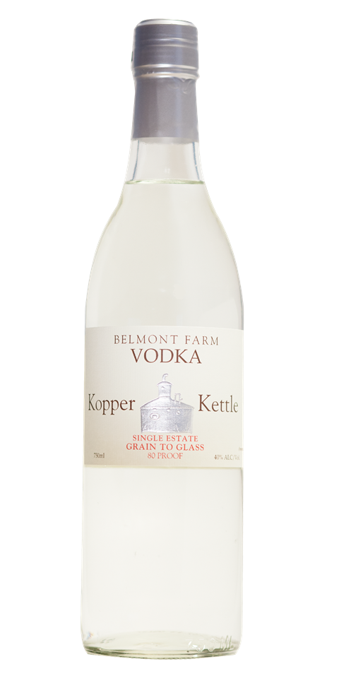 Kopper Kettle Vodka