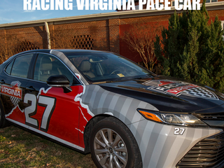 Tim's Smith's Pace Car