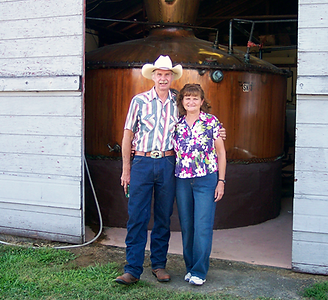 Chuck and Jeanette Miller