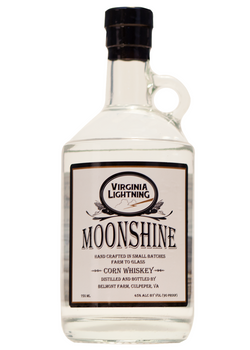 Virginia Lightning Moonshine