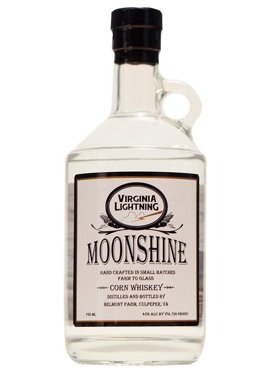 Virginia Lightning Moonshine